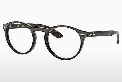 Occhiali design Ray-Ban RX5283 2012 - Marrone, Avana