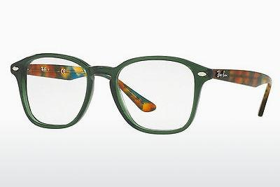 Lunettes design Ray-Ban RX5352 5630 - Vertes