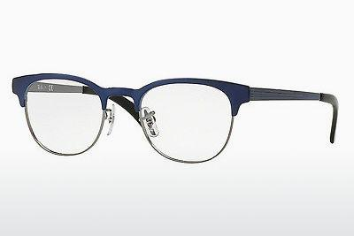 Lunettes design Ray-Ban RX6317 2863 - Bleues