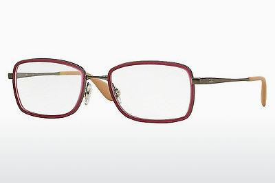 Lunettes design Ray-Ban RX6336 2857 - Rose