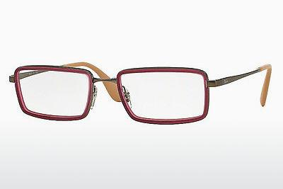 Lunettes design Ray-Ban RX6337 2857 - Rose
