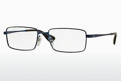 Lunettes design Ray-Ban RX6337M 2510 - Bleues