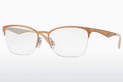 Designerbrillen Ray-Ban RX6345 2920 - Orange