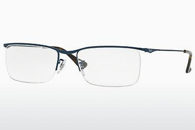 Lunettes design Ray-Ban RX6370 2887 - Bleues