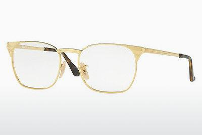 Lunettes design Ray-Ban RX6386 2500 - Or