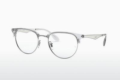 Lunettes design Ray-Ban RX6396 2936 - Argent