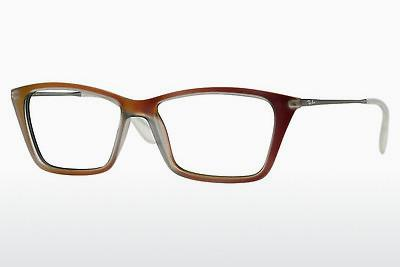 Occhiali design Ray-Ban SHIRLEY (RX7022 5497) - Rosso