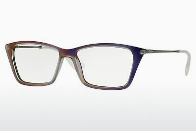 Lunettes design Ray-Ban SHIRLEY (RX7022 5498) - Pourpre, Violet