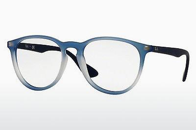 Lunettes design Ray-Ban RX7046 5601 - Bleues