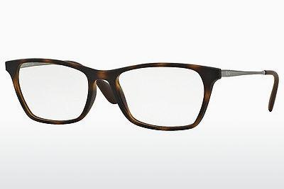 Occhiali design Ray-Ban RX7053 5365 - Marrone, Avana