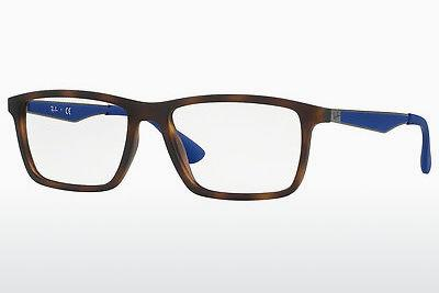 Occhiali design Ray-Ban RX7056 5645 - Marrone, Avana