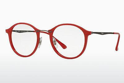 Designerbrillen Ray-Ban RX7073 5619 - Rot