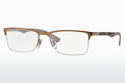 Occhiali design Ray-Ban RX8413 2690 - Marrone