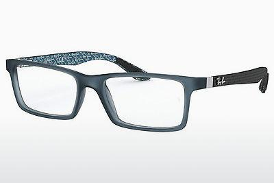 Lunettes design Ray-Ban RX8901 5262 - Bleues