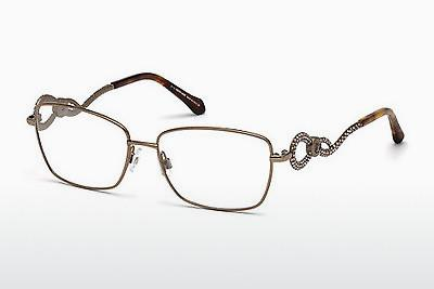 Lunettes design Roberto Cavalli RC5003 034 - Bronze, Bright, Shiny