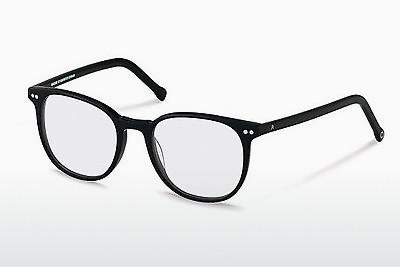 Lunettes design Rocco by Rodenstock RR419 A - Noires