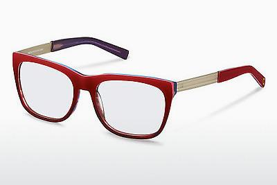 Designerbrillen Rocco by Rodenstock RR422 D - Rot
