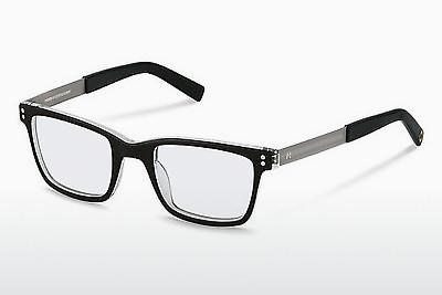 Lunettes design Rocco by Rodenstock RR426 A - Noires