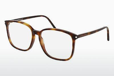 Occhiali design Saint Laurent SL 107 003 - Marrone, Avana