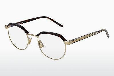 Occhiali design Saint Laurent SL 124 003 - Marrone, Avana