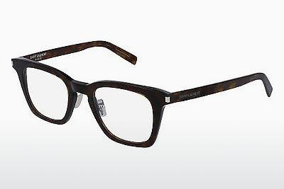 Occhiali design Saint Laurent SL 139 SLIM 003 - Marrone, Avana