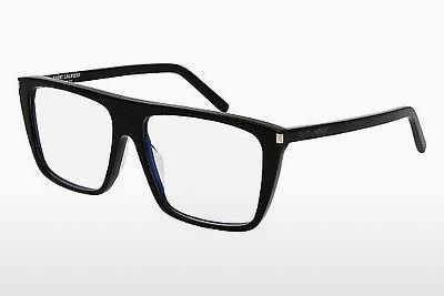 Occhiali design Saint Laurent SL 155/F 001 - Nero