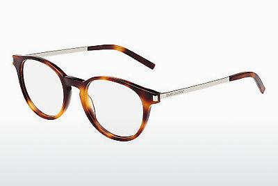 Occhiali design Saint Laurent SL 25 002 - Marrone, Avana