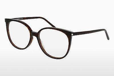 Occhiali design Saint Laurent SL 39 003 - Marrone, Avana