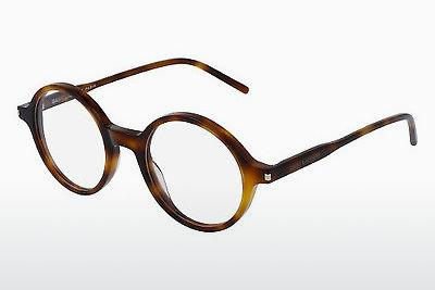 Occhiali design Saint Laurent SL 49 005 - Marrone, Avana