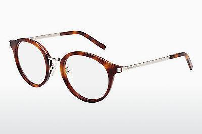 Occhiali design Saint Laurent SL 91 002 - Marrone, Avana