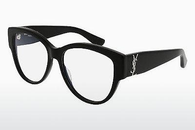 Occhiali design Saint Laurent SL M5 001 - Nero