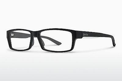 Lunettes design Smith BROADCAST XL NYV - Noires, Blanches