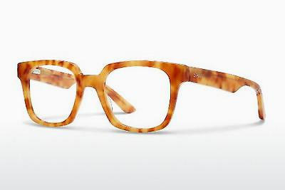 Designerbrillen Smith CASHOUT 2J3 - Orange, Havanna