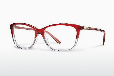 Lunettes design Smith JADEN INT - Rouges