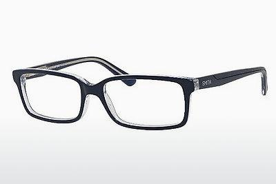 Lunettes design Smith PLAYLIST/N 28Q - Bleues