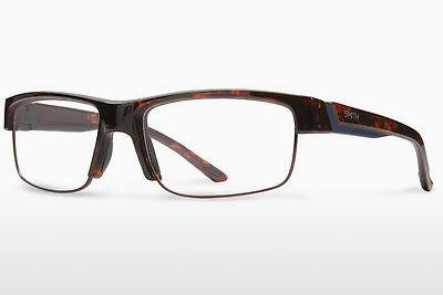 Lunettes design Smith WANDERER MVC - Brunes, Havanna