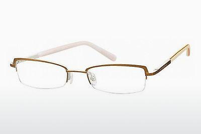 Lunettes design Strenesse 4502 100 - Or, Blanches