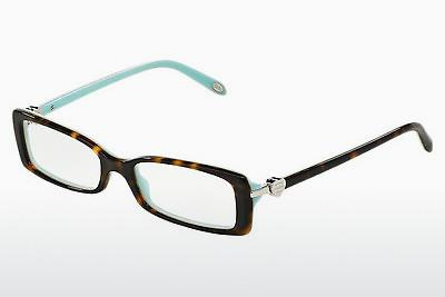 Occhiali design Tiffany TF2035 8134 - Marrone, Avana