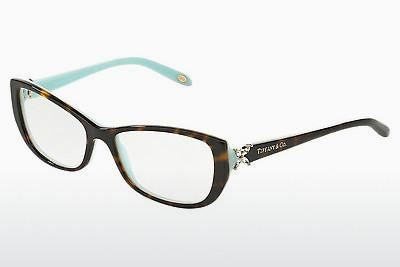 Occhiali design Tiffany TF2044B 8134 - Marrone, Avana