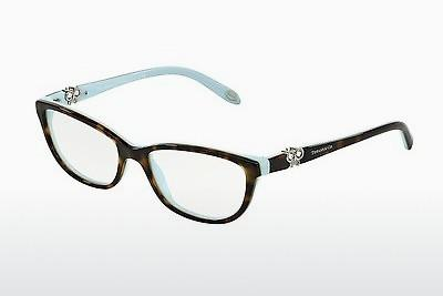 Occhiali design Tiffany TF2051B 8134 - Marrone, Avana