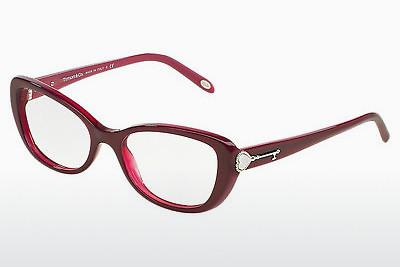 Lunettes design Tiffany TF2105H 8173 - Blanches, Pearl