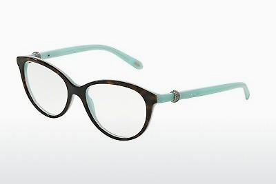 Occhiali design Tiffany TF2113 8134 - Marrone, Avana