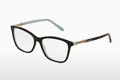 Occhiali design Tiffany TF2116B 8134 - Marrone, Avana