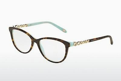 Occhiali design Tiffany TF2120B 8134 - Marrone, Avana