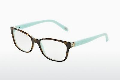 Occhiali design Tiffany TF2122 8134 - Marrone, Avana