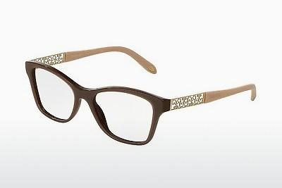 Lunettes design Tiffany TF2130 8210 - Blanches, Pearl