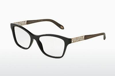 Lunettes design Tiffany TF2130 8211 - Blanches, Pearl