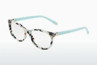 Lunettes design Tiffany TF2135 8213 - Blanches, Havanna