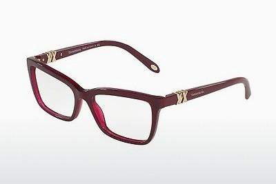 Lunettes design Tiffany TF2137 8173 - Blanches, Pearl