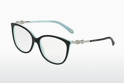 Occhiali design Tiffany TF2143B 8055 - Nero, Blu
